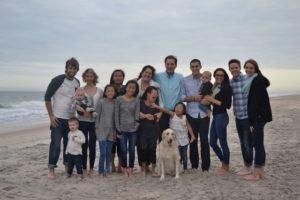 Doug McCary Family His Light